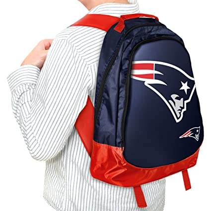 d41b15b128ff Forever Collectibles NFL New England Patriots Core Structed Backpack