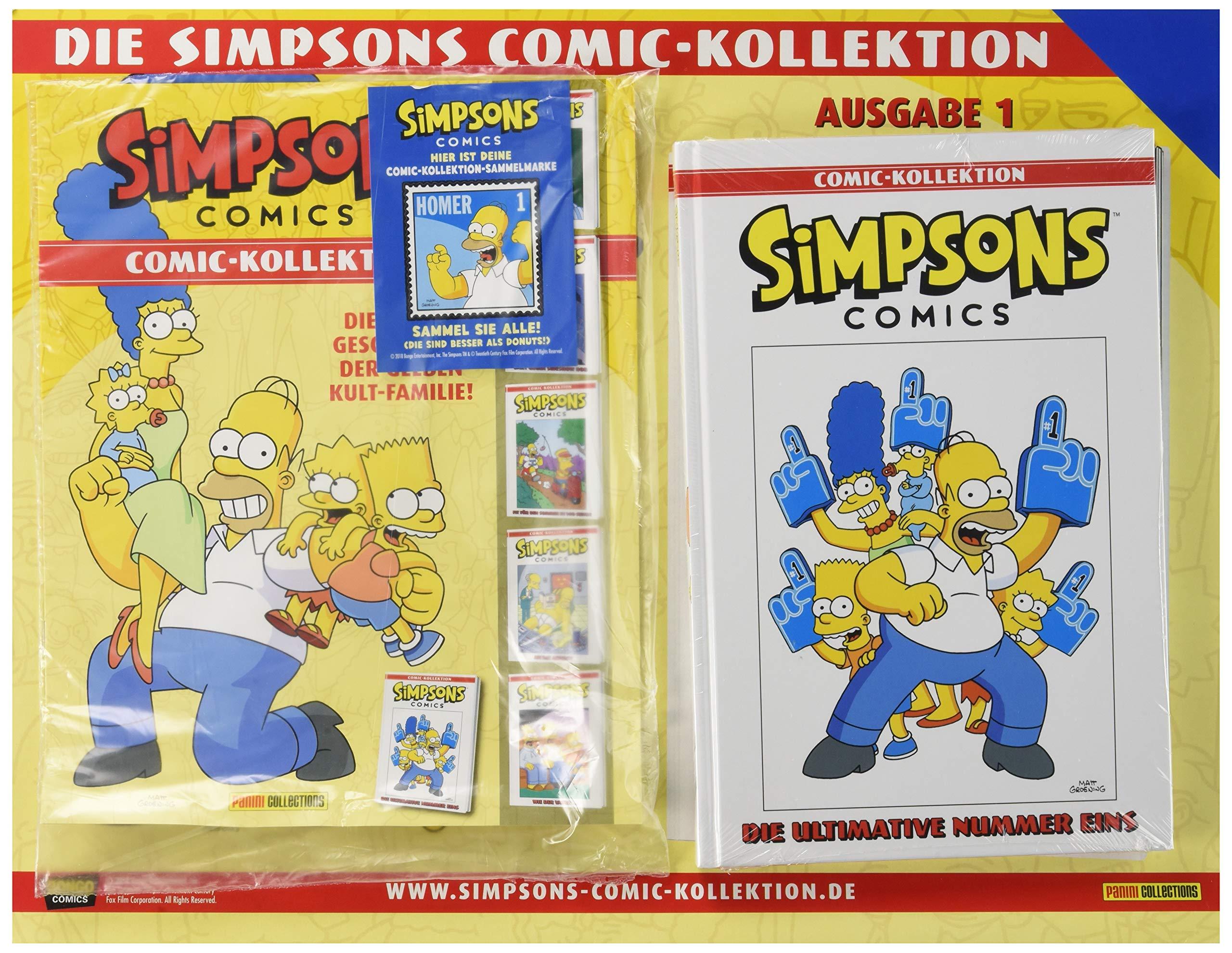 simpsons-comic-kollektion-bd-1-die-ultimative-nummer-eins