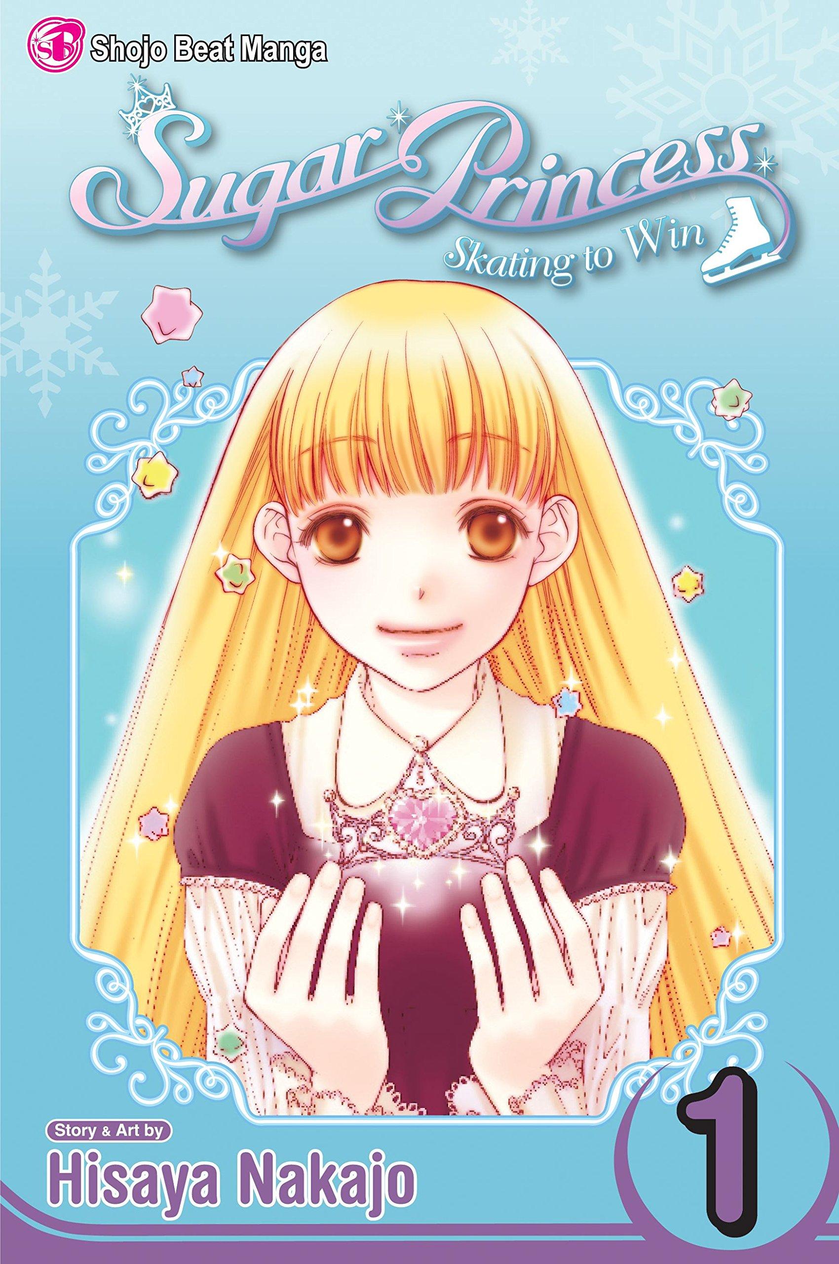 Download Sugar Princess: Skating To Win, Vol. 1 PDF