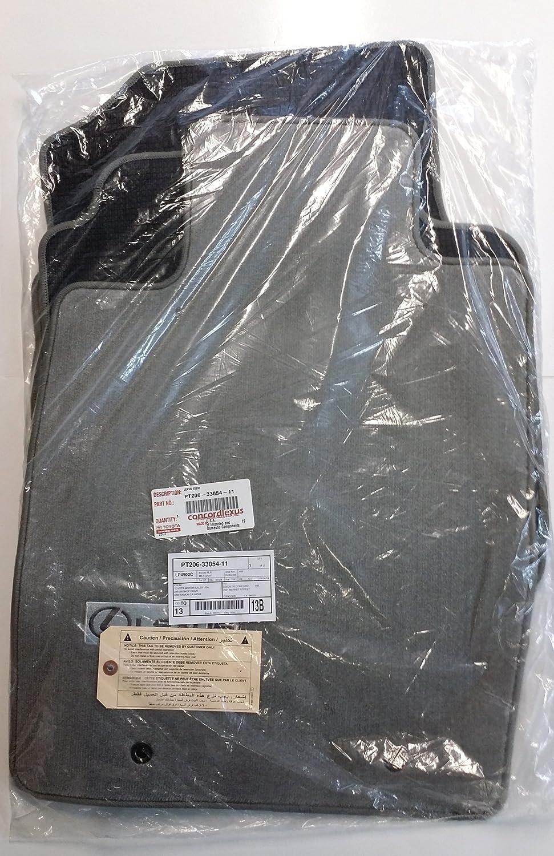 TOYOTA Genuine PT206-0C030-11 Carpet Floor Mat