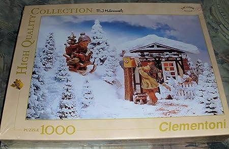 Brief Ans Christkind Puzzle 1000 Teilig Amazonde Spielzeug
