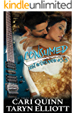 Consumed (Rockstar Romance) (Lost in Oblivion, 3.5)