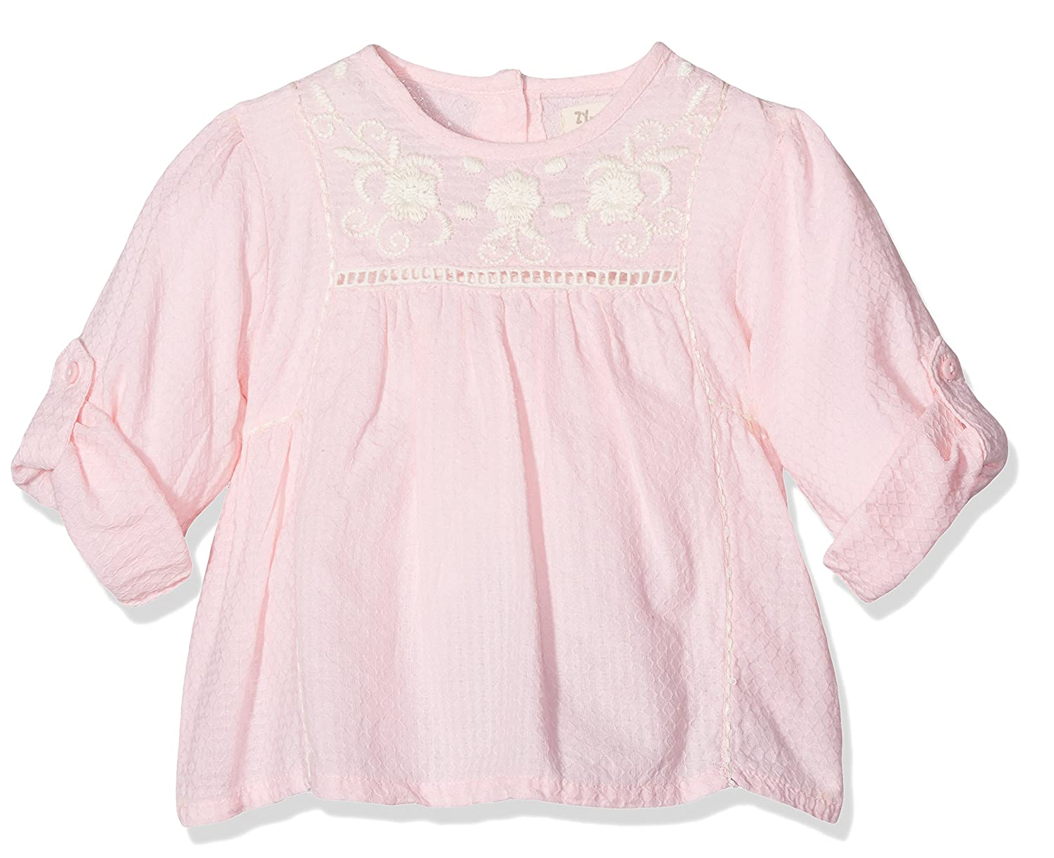 Zippy Camicia Bimba Zippy Ztg14_410_28 Rosa (Crystal Rose)