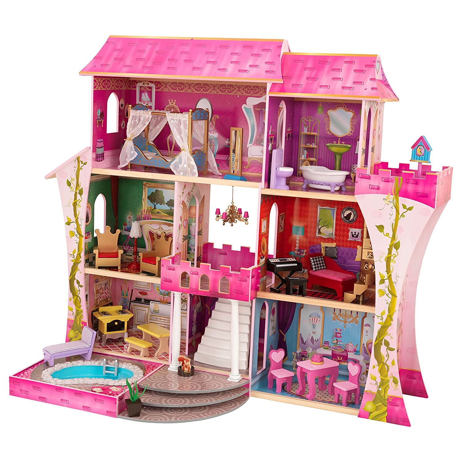 wooden barbie doll house furniture. Wooden Barbie Doll House Furniture