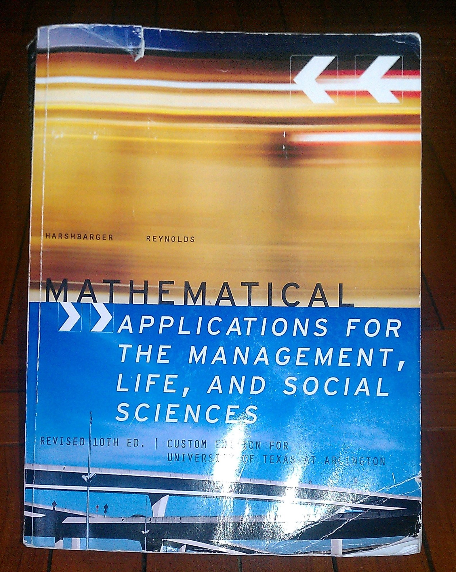 Download Mathematical Application For The Management, Life, and Social Sciences PDF