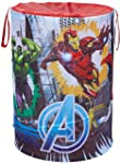 Porta Objetos Avengers Mimo Style Vermelho/Azul