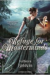 Refuge for Masterminds: A Stranje House Novel Kindle Edition