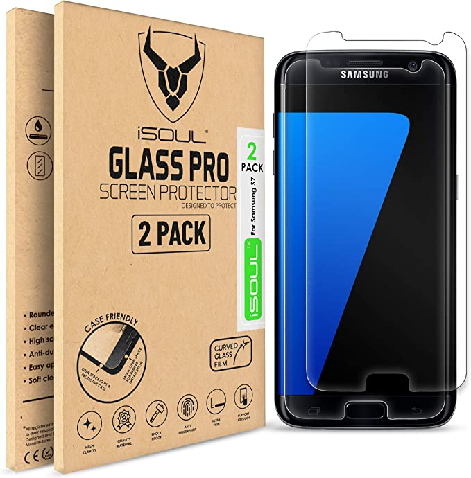 2 Pack Premium Tempered Glass Screen Protector for Samsung Galaxy Note 3 Anti-Shatter Conber Screen Protector for Samsung Galaxy Note 3, Scratch-Resistant Case Friendly