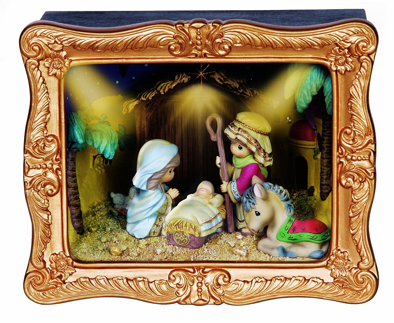 人気が高い  Precious Precious Moments会社Nativity LED Musical、141110 Musical LED、141110 B00IMFTKVU, 宗田ゴム:71f42618 --- arcego.dominiotemporario.com