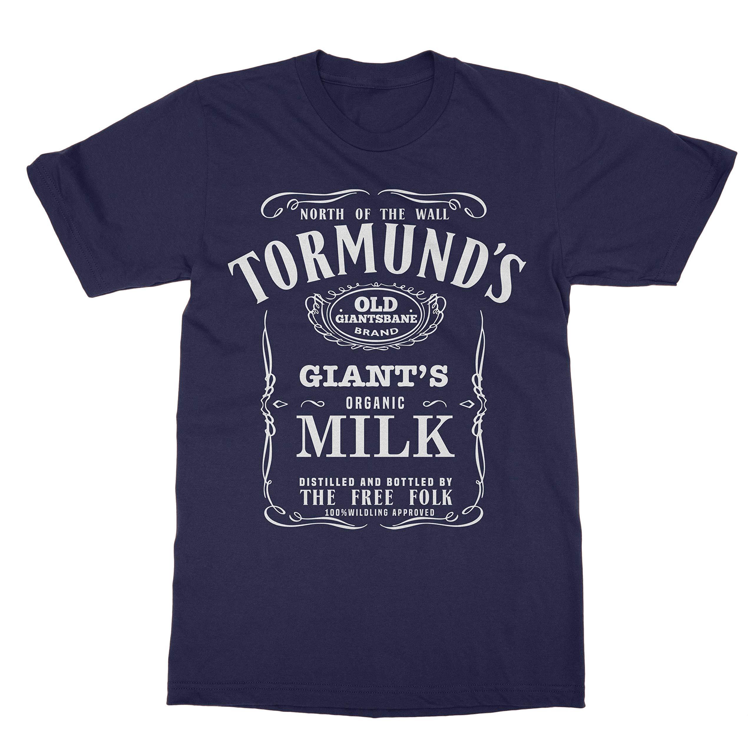 Meto Tormunds Old Giantsbane Brand Giants Milk Game Shirts Thrones Tshirt