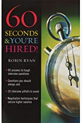 60 Seconds And You're Hired Kindle Edition