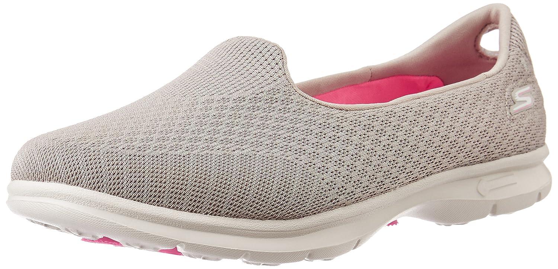 Skechers Go Step-Elated Damen Sneaker Slipper Schwarz US 10   UK 7   EU  40 Taupe - associate-degree.de 4c772c15c2