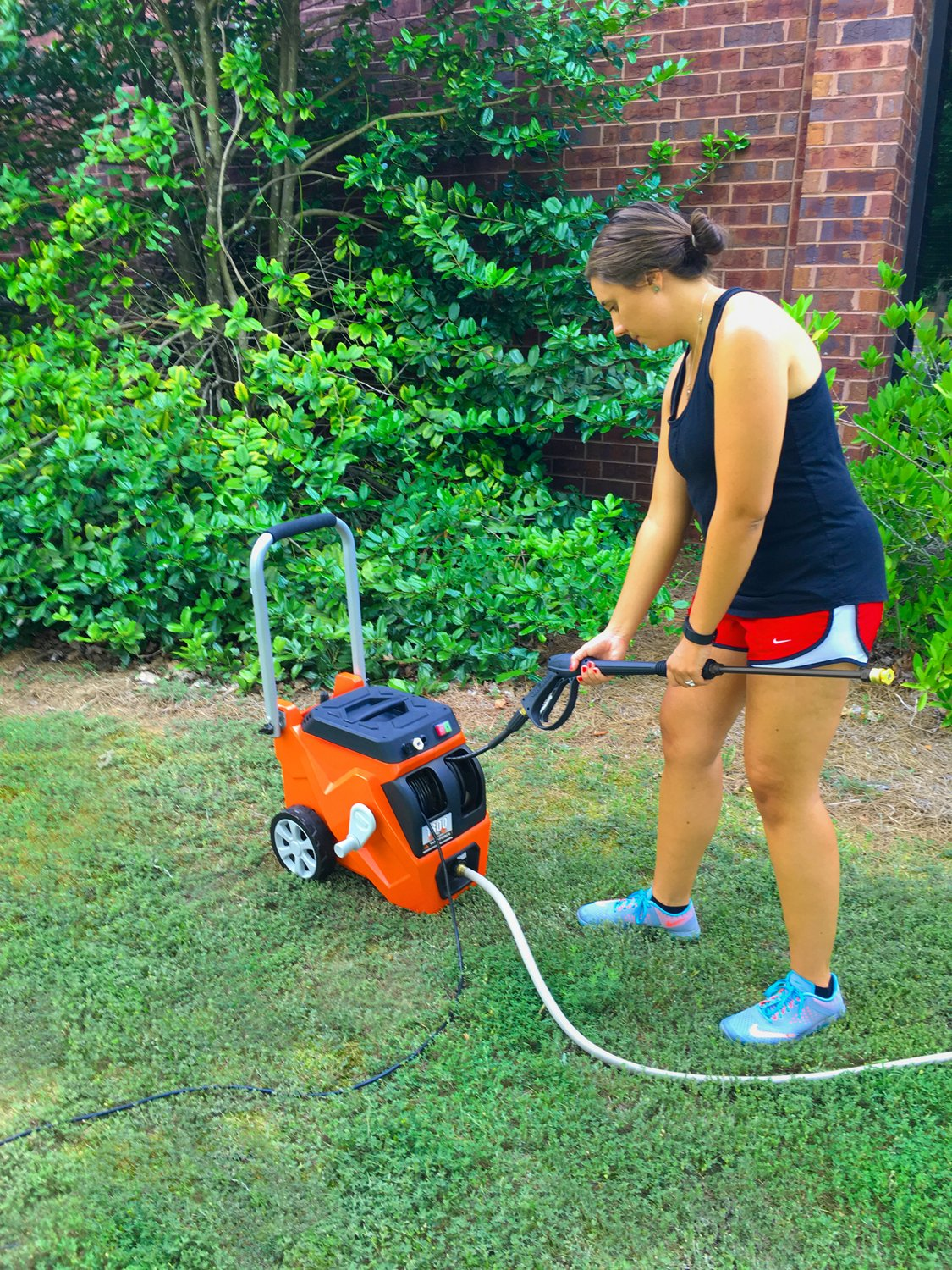 The Force 1800 Pressure Washer