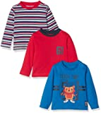 Mothercare Team Tiny T-Shirts - 3 Pack
