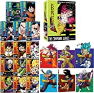 Dragon Ball 1-5/Dragonball Z 1-9/Dragon Ball Z Super 1-6/Dragon Ball GT Complete: Ultimate Collection DVD