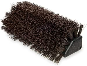 Carlisle 4042501 Commercial Boot 'N Shoe Brush Replacement, Brown