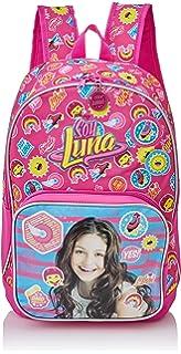 Disney 3392351 Yo Soy Luna Mochila Escolar, 16.93 litros, Color Rosa