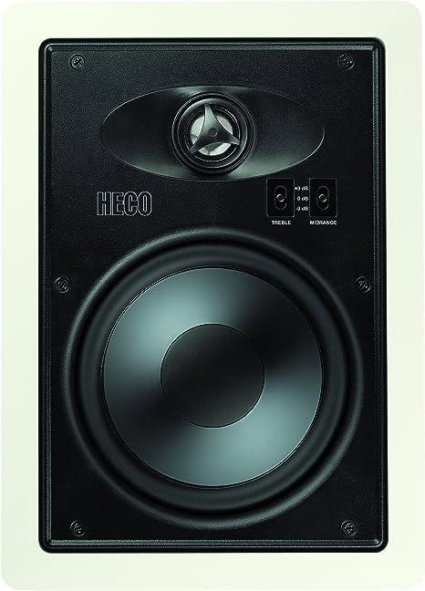 Heco INW 602 - Altavoz de 180 W, negro