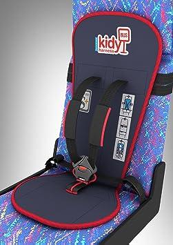 Kidy Bus Harness KBH - Sistema de retención infantil para autobuses