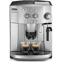 DeLonghi Magnifica Bean to Cup Espresso and Cappuccino Coffee Maker, Silver, ESAM4200