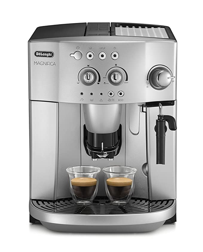 Delonghi Magnifica Esam 4200.S - Cafetera superautomática ...