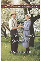 The Amish Nanny's Sweetheart (Amish Country Brides Book 2) Kindle Edition