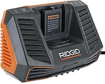 Amazon.com: Ridgid r840095 Dual Química Cargador de batería ...