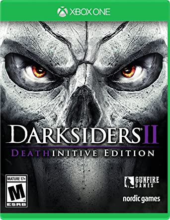 Darksiders 2 - Deathinitive Edition - Xbox One: xbox_one: Computer