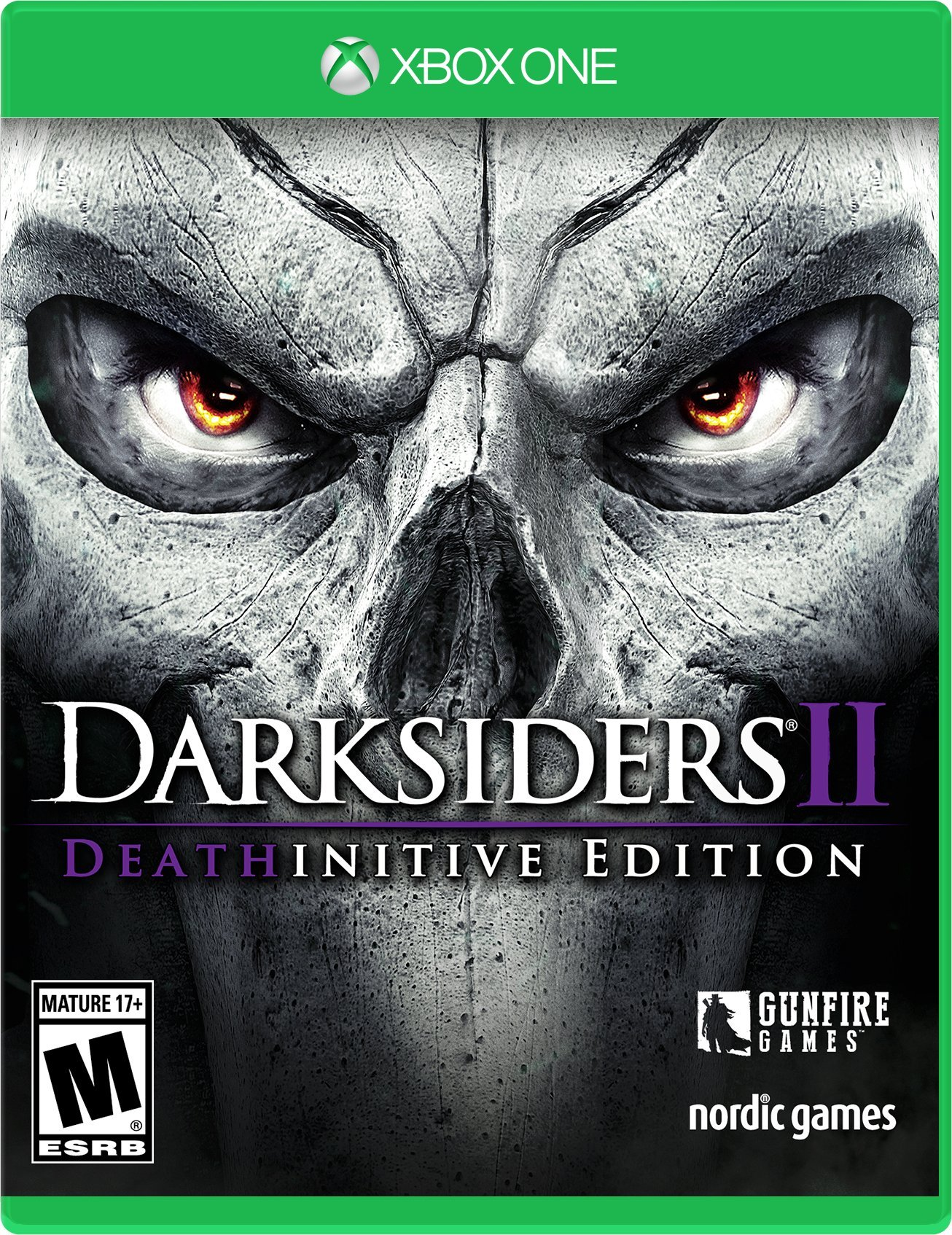 Video Game : Darksiders 2: Deathinitive Xbox One Standard Ed