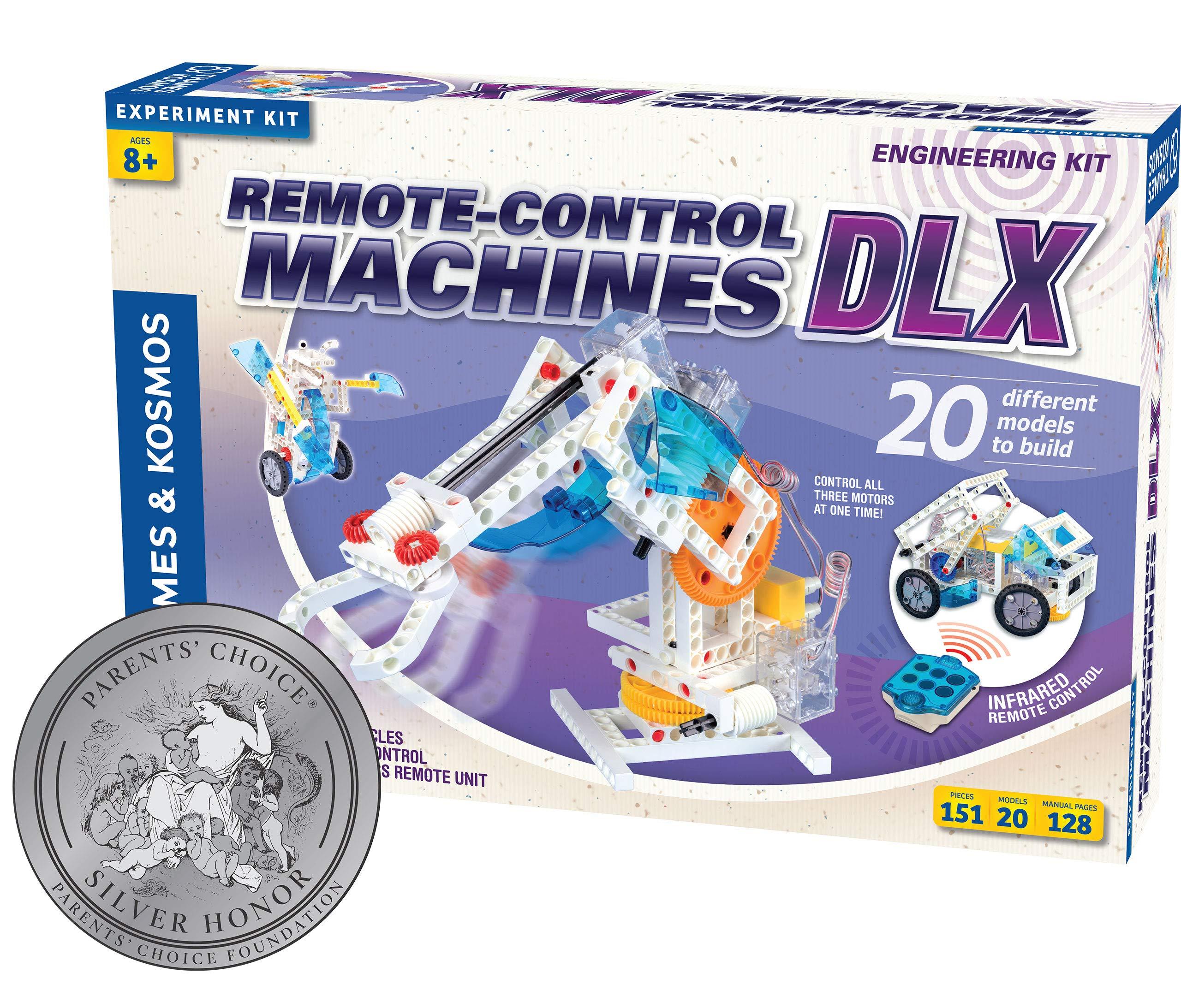 Thames and Kosmos Remote-Control Machines DLX