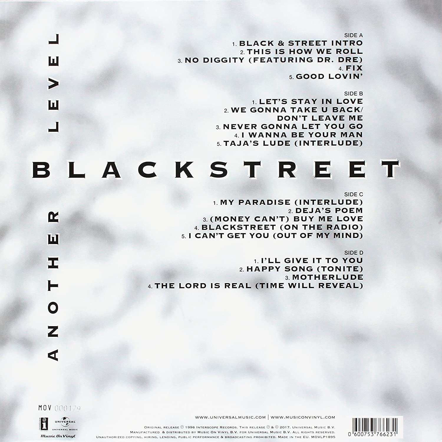 Blackstreet another level amazon. Com music.