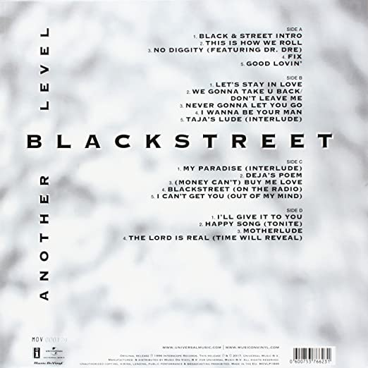 Don't leave me girl — blackstreet | last. Fm.