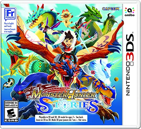 monster hunter stories 3ds nintendo 3ds nintendo 3ds computer