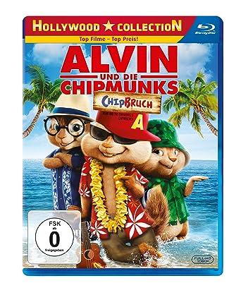 Alvin Und Die Chipmunks 3 Chipbruch Blu Ray Amazonde Jason Lee