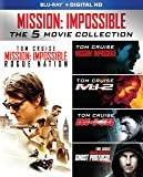 Mission: Impossible: The 5 Movie Collection [Blu-ray]