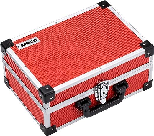 Ironside Alu-Werkzeugkoffer rot