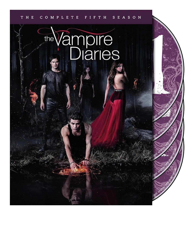 Vampire Diaries: The Complete Fifth Season 5 Dvd Edizione ...