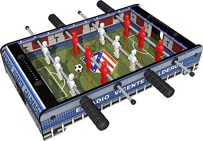 Atlético de Madrid Futbolín (Proyectum Sport Team 10ATL-0000-1 ...