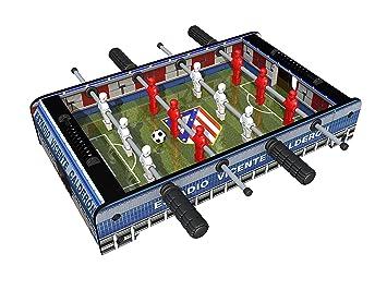 Atlético de Madrid Futbolín Proyectum Sport Team 10ATL-0000-1 ... e69ed47b78f