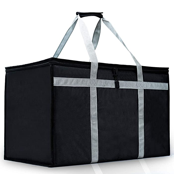 The Best Food Delivery Bag Warmer