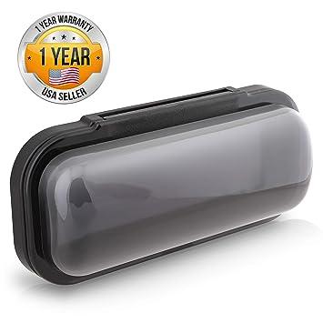 Pyle PLMRCB1 - Carcasa protectora para radio de coche, resistente al agua