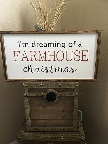 im dreaming of a farmhouse christmas - A Farmhouse Christmas