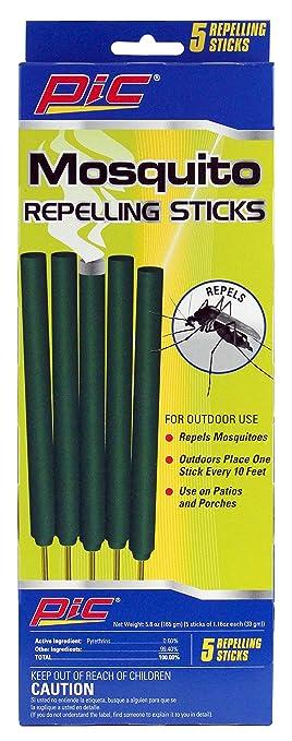 PIC Mosquito Repellent Sticks (5 Sticks)