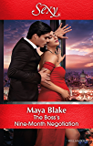 Mills & Boon : The Boss's Nine-Month Negotiation (One Night With Consequences Book 30)