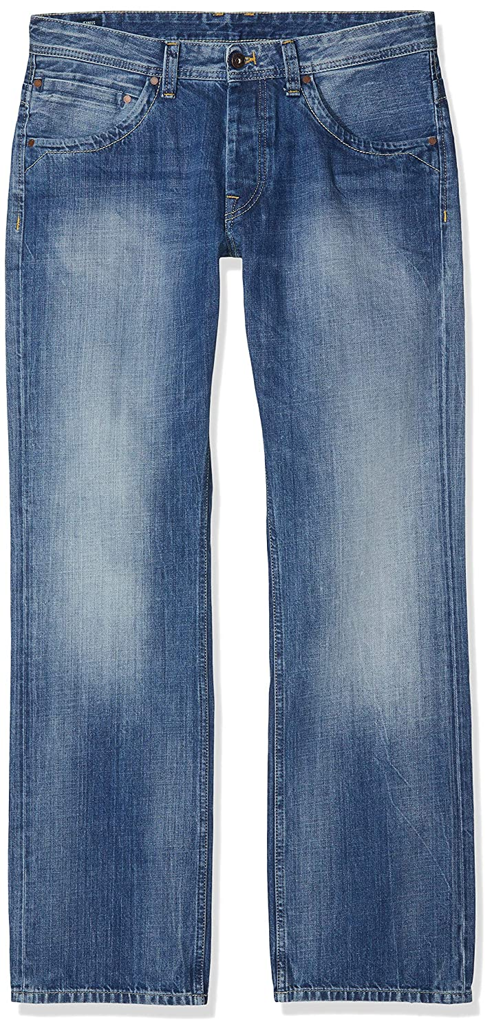 Pepe Jeans Jeanius, Vaqueros Relaxed fit para Hombre