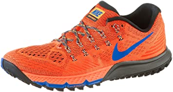 489f8536c8c Image Unavailable. Image not available for. Color  NIKE AIR ZOOM TERRA  KIGER 3 749334-800 Total Orange Deep Pewter Laser Orange Game