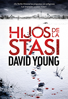 Hijos de la Stasi (Suspense / Thriller) (Spanish Edition)