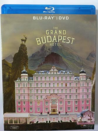 Amazonin Buy The Grand Budapest Hotel Dvd Blu Ray Online At Best
