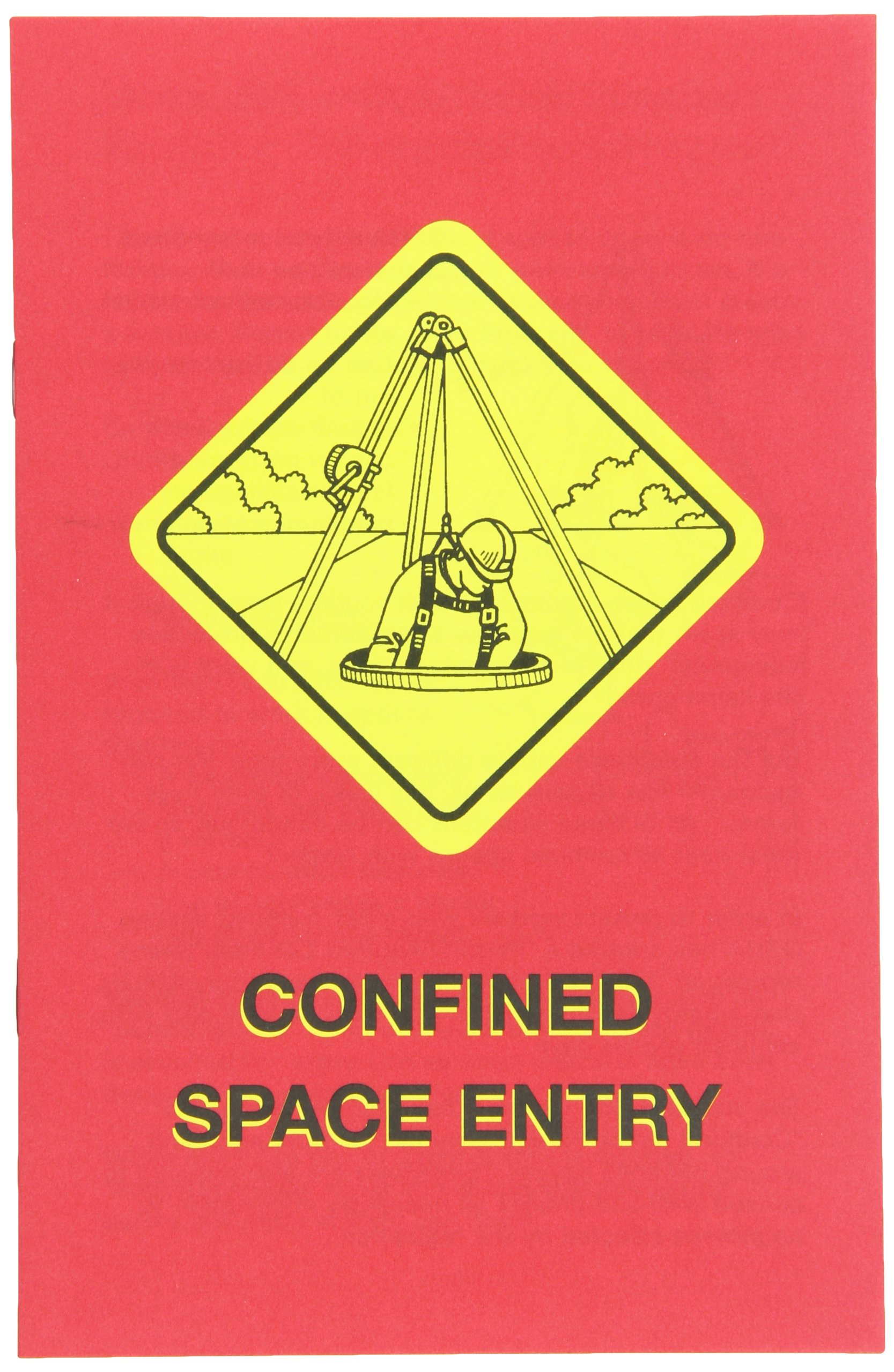 MARCOM Confined Space Entry Employee Booklet (Pack of 15)