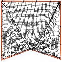 Champion Sports Backyard Lacrosse Goal with Net (Orange)